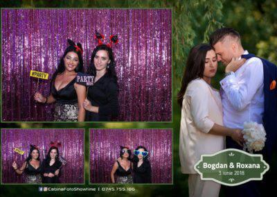 Cabina Foto Showtime - FUN BOX -Bogdan & Roxana - Nunta - OK Ballroom Ramnicu Valcea (58)