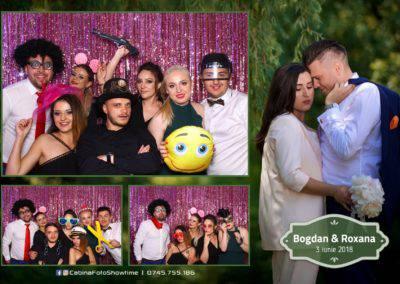 Cabina Foto Showtime - FUN BOX -Bogdan & Roxana - Nunta - OK Ballroom Ramnicu Valcea (67)