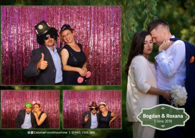 Cabina Foto Showtime - FUN BOX -Bogdan & Roxana - Nunta - OK Ballroom Ramnicu Valcea (69)
