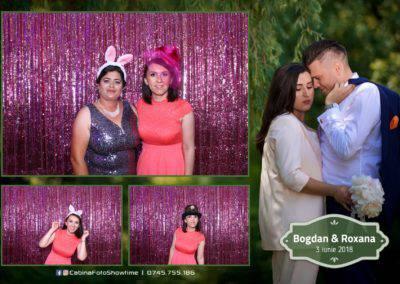 Cabina Foto Showtime - FUN BOX -Bogdan & Roxana - Nunta - OK Ballroom Ramnicu Valcea (7)