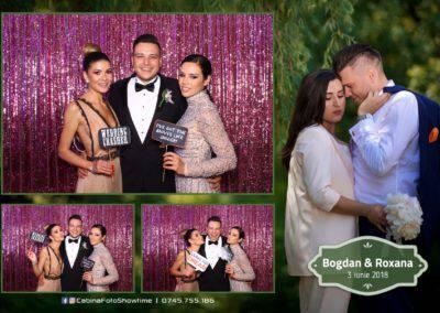 Cabina Foto Showtime - FUN BOX -Bogdan & Roxana - Nunta - OK Ballroom Ramnicu Valcea (71)