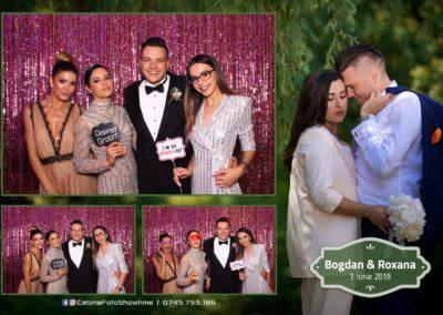 Cabina Foto Showtime - FUN BOX -Bogdan & Roxana - Nunta - OK Ballroom Ramnicu Valcea (73)