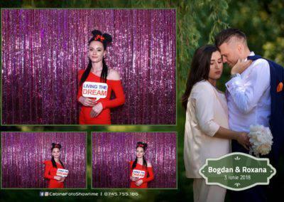 Cabina Foto Showtime - FUN BOX -Bogdan & Roxana - Nunta - OK Ballroom Ramnicu Valcea (80)