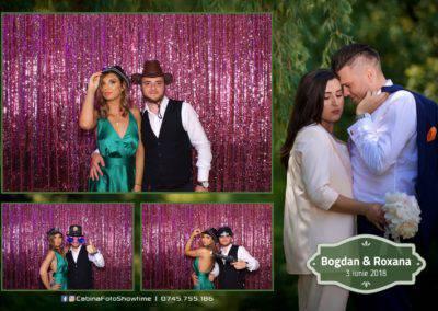 Cabina Foto Showtime - FUN BOX -Bogdan & Roxana - Nunta - OK Ballroom Ramnicu Valcea (87)