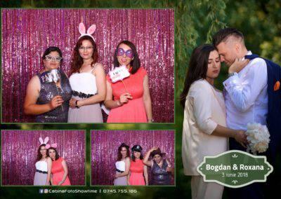 Cabina Foto Showtime - FUN BOX -Bogdan & Roxana - Nunta - OK Ballroom Ramnicu Valcea (9)