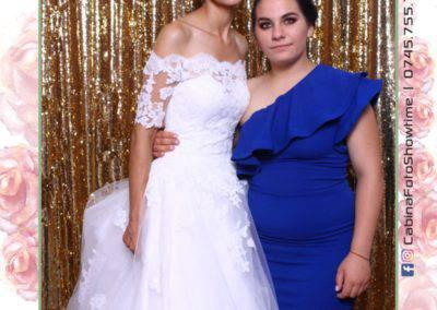Cabina Foto Showtime - Magic Mirror - Nunta - Ramona si Bogdan - Pensiunea Valentina Ramnicu Valcea - (100)