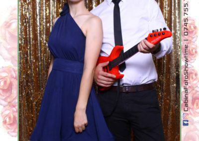 Cabina Foto Showtime - Magic Mirror - Nunta - Ramona si Bogdan - Pensiunea Valentina Ramnicu Valcea - (106)