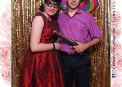 Cabina Foto Showtime - Magic Mirror - Nunta - Ramona si Bogdan - Pensiunea Valentina Ramnicu Valcea - (115)
