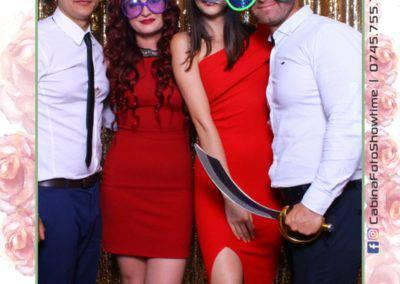 Cabina Foto Showtime - Magic Mirror - Nunta - Ramona si Bogdan - Pensiunea Valentina Ramnicu Valcea - (119)