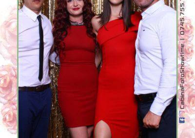 Cabina Foto Showtime - Magic Mirror - Nunta - Ramona si Bogdan - Pensiunea Valentina Ramnicu Valcea - (120)