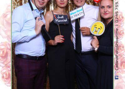 Cabina Foto Showtime - Magic Mirror - Nunta - Ramona si Bogdan - Pensiunea Valentina Ramnicu Valcea - (125)