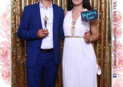 Cabina Foto Showtime - Magic Mirror - Nunta - Ramona si Bogdan - Pensiunea Valentina Ramnicu Valcea - (13)
