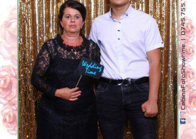 Cabina Foto Showtime - Magic Mirror - Nunta - Ramona si Bogdan - Pensiunea Valentina Ramnicu Valcea - (33)