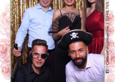 Cabina Foto Showtime - Magic Mirror - Nunta - Ramona si Bogdan - Pensiunea Valentina Ramnicu Valcea - (4)