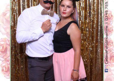 Cabina Foto Showtime - Magic Mirror - Nunta - Ramona si Bogdan - Pensiunea Valentina Ramnicu Valcea - (43)