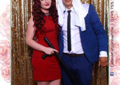 Cabina Foto Showtime - Magic Mirror - Nunta - Ramona si Bogdan - Pensiunea Valentina Ramnicu Valcea - (55)