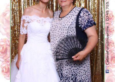 Cabina Foto Showtime - Magic Mirror - Nunta - Ramona si Bogdan - Pensiunea Valentina Ramnicu Valcea - (60)