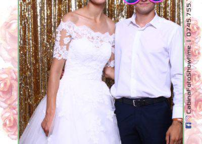 Cabina Foto Showtime - Magic Mirror - Nunta - Ramona si Bogdan - Pensiunea Valentina Ramnicu Valcea - (66)