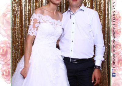 Cabina Foto Showtime - Magic Mirror - Nunta - Ramona si Bogdan - Pensiunea Valentina Ramnicu Valcea - (67)
