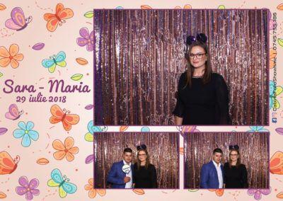 Cabina Foto Showtime - FUN BOX - Sara Maria - Botez - Restaurant Aqua Events by Batca Dragasani (15)