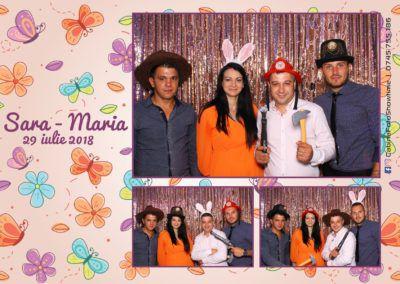 Cabina Foto Showtime - FUN BOX - Sara Maria - Botez - Restaurant Aqua Events by Batca Dragasani (21)