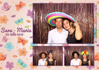 Cabina Foto Showtime - FUN BOX - Sara Maria - Botez - Restaurant Aqua Events by Batca Dragasani (23)