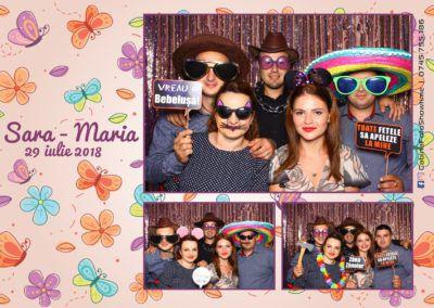 Cabina Foto Showtime - FUN BOX - Sara Maria - Botez - Restaurant Aqua Events by Batca Dragasani (24)
