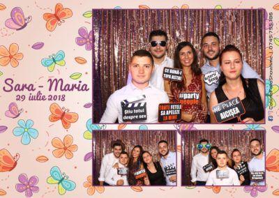 Cabina Foto Showtime - FUN BOX - Sara Maria - Botez - Restaurant Aqua Events by Batca Dragasani (25)