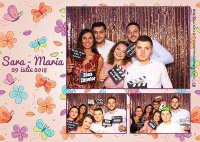 Cabina Foto Showtime - FUN BOX - Sara Maria - Botez - Restaurant Aqua Events by Batca Dragasani (26)
