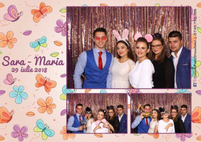 Cabina Foto Showtime - FUN BOX - Sara Maria - Botez - Restaurant Aqua Events by Batca Dragasani (30)