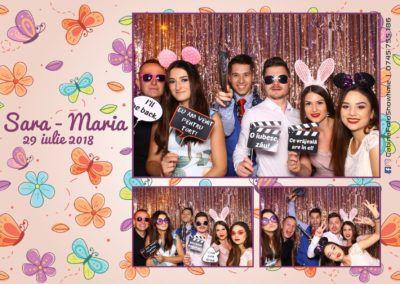 Cabina Foto Showtime - FUN BOX - Sara Maria - Botez - Restaurant Aqua Events by Batca Dragasani (33)
