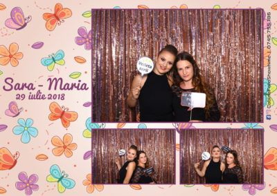 Cabina Foto Showtime - FUN BOX - Sara Maria - Botez - Restaurant Aqua Events by Batca Dragasani (4)