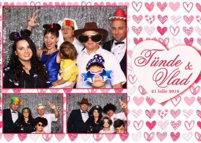 Cabina Foto Showtime - FUN BOX - Tunde & Vlad - Nunta - OK Ballroom Ramnicu Valcea (18)
