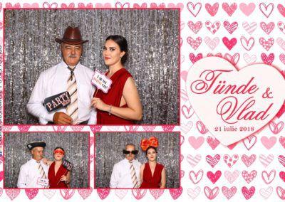 Cabina Foto Showtime - FUN BOX - Tunde & Vlad - Nunta - OK Ballroom Ramnicu Valcea (22)