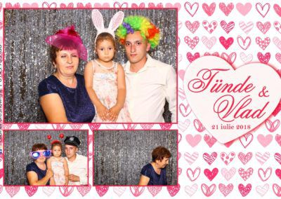 Cabina Foto Showtime - FUN BOX - Tunde & Vlad - Nunta - OK Ballroom Ramnicu Valcea (35)