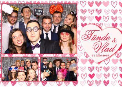 Cabina Foto Showtime - FUN BOX - Tunde & Vlad - Nunta - OK Ballroom Ramnicu Valcea (37)