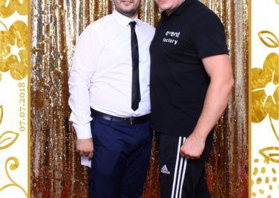 Cabina Foto Showtime - MAGIC MIRROR - Maria & Daniel - Nunta - OK Ballroom Ramnicu Valcea (1)