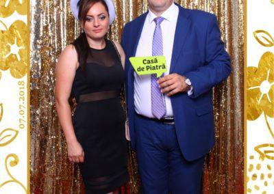 Cabina Foto Showtime - MAGIC MIRROR - Maria & Daniel - Nunta - OK Ballroom Ramnicu Valcea (102)