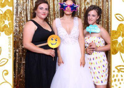 Cabina Foto Showtime - MAGIC MIRROR - Maria & Daniel - Nunta - OK Ballroom Ramnicu Valcea (107)