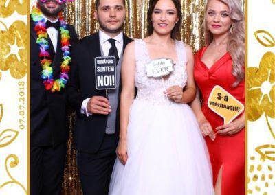 Cabina Foto Showtime - MAGIC MIRROR - Maria & Daniel - Nunta - OK Ballroom Ramnicu Valcea (108)