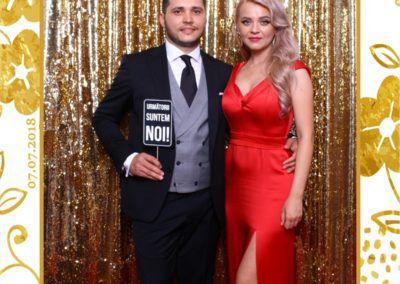 Cabina Foto Showtime - MAGIC MIRROR - Maria & Daniel - Nunta - OK Ballroom Ramnicu Valcea (110)