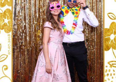 Cabina Foto Showtime - MAGIC MIRROR - Maria & Daniel - Nunta - OK Ballroom Ramnicu Valcea (111)