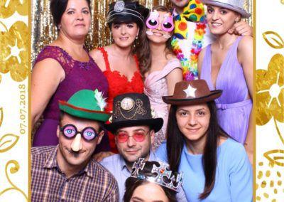 Cabina Foto Showtime - MAGIC MIRROR - Maria & Daniel - Nunta - OK Ballroom Ramnicu Valcea (112)