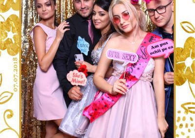Cabina Foto Showtime - MAGIC MIRROR - Maria & Daniel - Nunta - OK Ballroom Ramnicu Valcea (118)