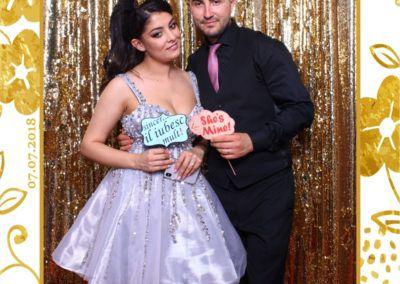 Cabina Foto Showtime - MAGIC MIRROR - Maria & Daniel - Nunta - OK Ballroom Ramnicu Valcea (119)
