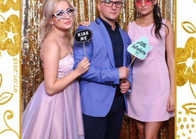 Cabina Foto Showtime - MAGIC MIRROR - Maria & Daniel - Nunta - OK Ballroom Ramnicu Valcea (127)