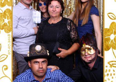 Cabina Foto Showtime - MAGIC MIRROR - Maria & Daniel - Nunta - OK Ballroom Ramnicu Valcea (130)