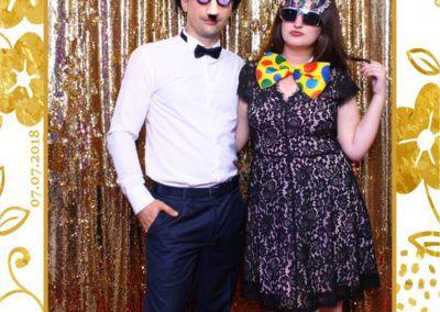 Cabina Foto Showtime - MAGIC MIRROR - Maria & Daniel - Nunta - OK Ballroom Ramnicu Valcea (137)