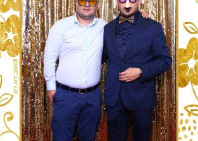 Cabina Foto Showtime - MAGIC MIRROR - Maria & Daniel - Nunta - OK Ballroom Ramnicu Valcea (140)