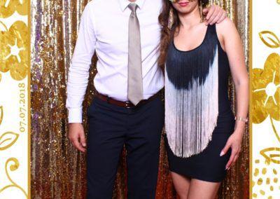 Cabina Foto Showtime - MAGIC MIRROR - Maria & Daniel - Nunta - OK Ballroom Ramnicu Valcea (143)